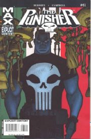 Punisher #61 (2008) Marvel Max comic book